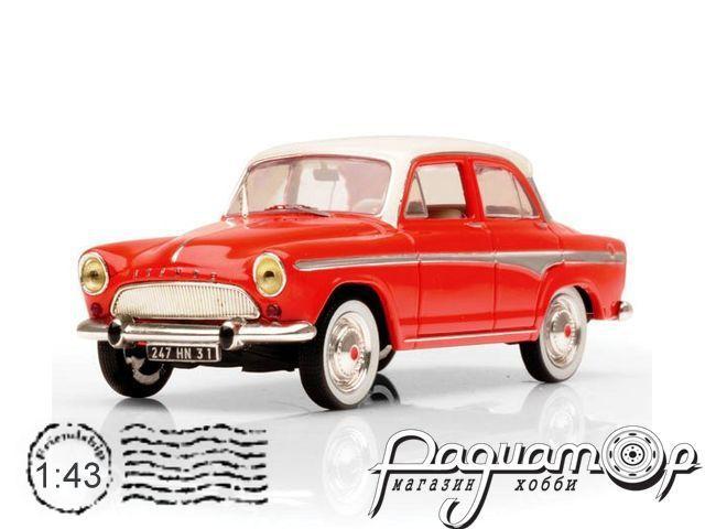 Simca Aronde P60 Monthlery (1959) CLC204