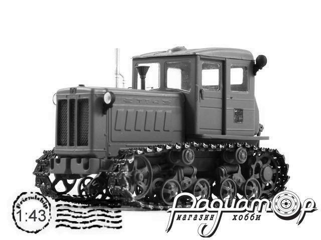 Сборная модель Трактор Т-74 (1962) RTM020-K