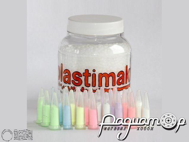 Люминесцентный краситель для Plastimake (2г) розовый