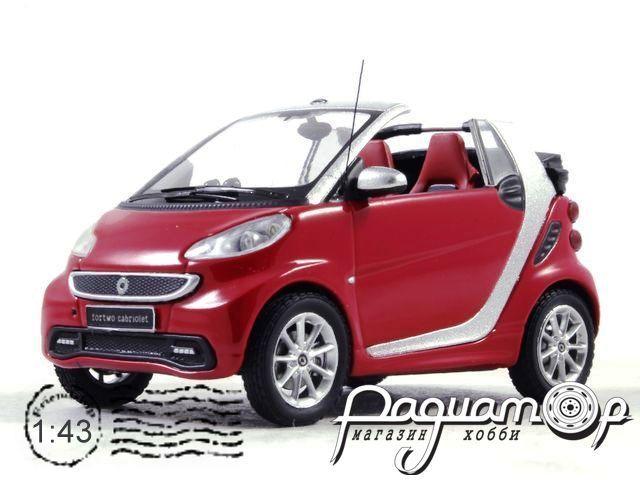 Smart Fortwo Cabrio (2013) 66960171