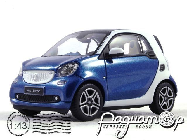 Smart Fortwo Coupe (C453) (2014) 66960277