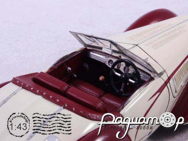 Delahaye 135 Figoni & Falaschi Grand Sport (1936) S2704 (Z)