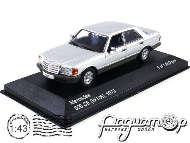 Mercedes-Benz 500 SE (W126) (1979) WB179