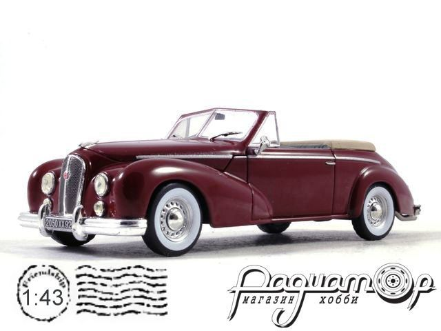 Hotchkiss Antheor Cabriolet (1953) VF04