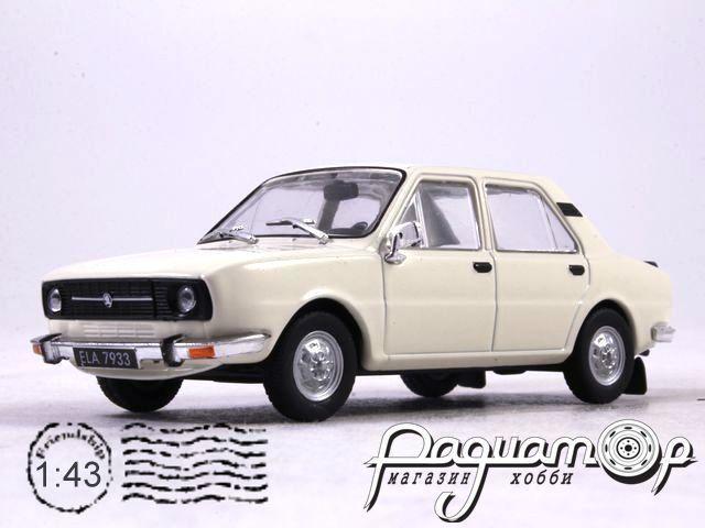 Автолегенды СССР и Соцстран №195, Skoda 105 (1976)