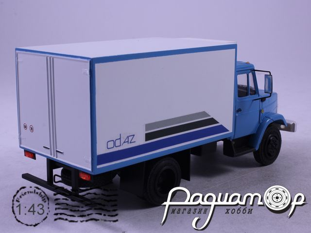ЗиЛ-4331 ОДАЗ рефрижератор (1986) NIK100