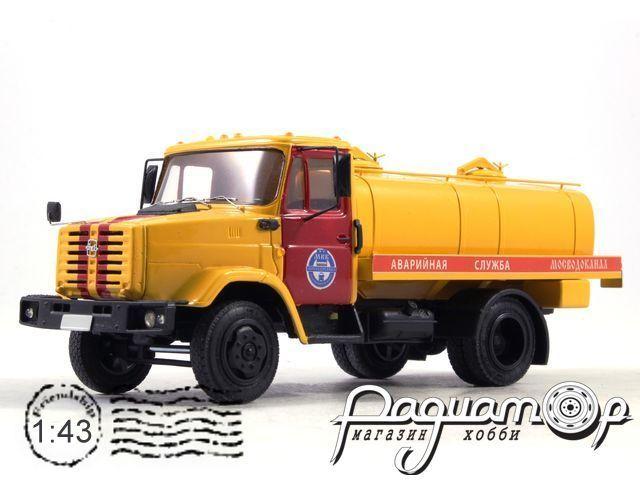 ЗиЛ-4331 Аварийная Служба МосВодоканал (1986) NIK101
