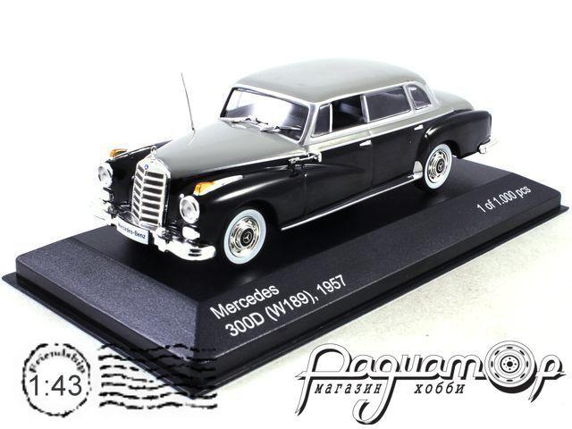 Mercedes-Benz 300D (W189) (1957) WB186