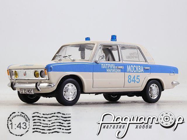 Fiat 125P Милиция СССР (1967) 0331