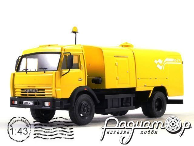 КамАЗ-53229 КО-514 (2002) 15-6-5-Y
