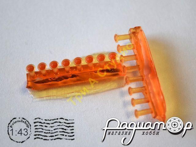 Фонарь УП-5, желтый (1шт) A046-Y