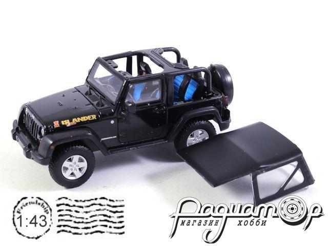Jeep Wrangler 4х4 Islander (2010) 86048