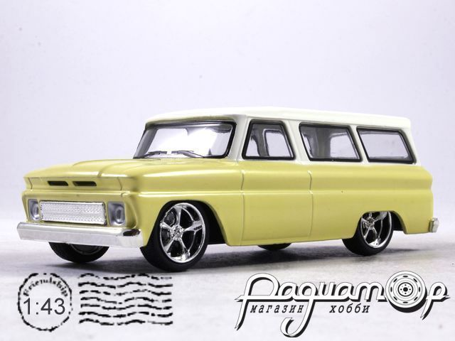 Chevrolet Suburban (1966) 86058