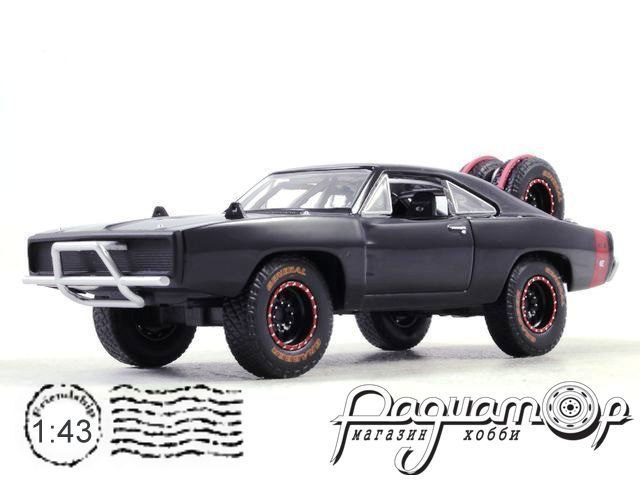 Dodge Charger R/T 4x4 Off-Road Version из к/ф
