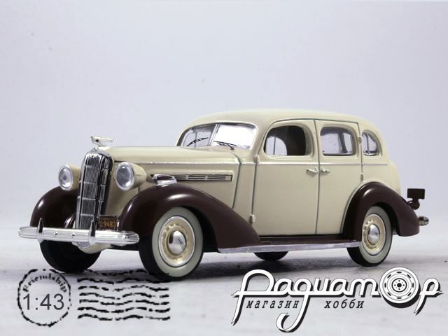 Buick Series 40 Special Sedan (1936) MUS059 (Z)