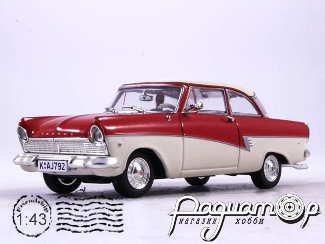 Ford Taunus 17M P2 De Luxe Coupe (1957) DLA001
