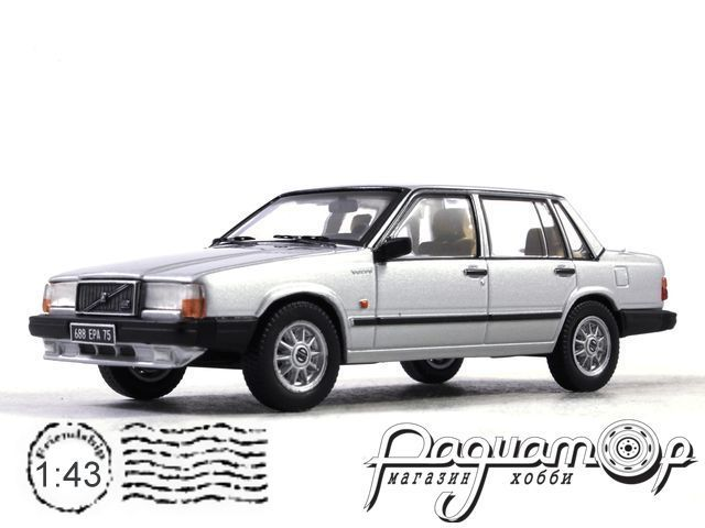 Volvo 740 Turbo (1985) PRD438