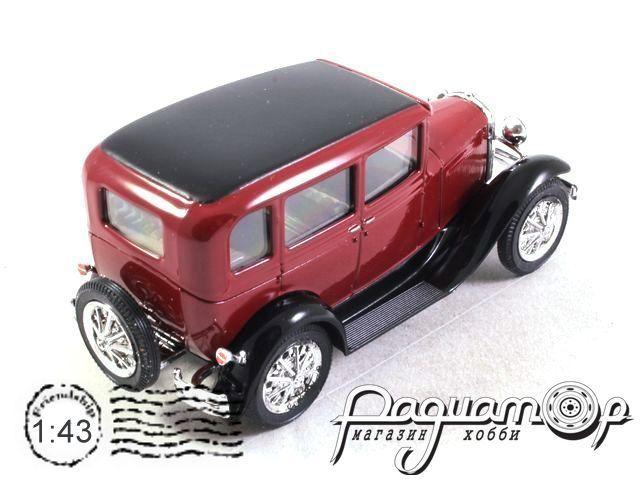 ГАЗ-6 (1934) H156-R