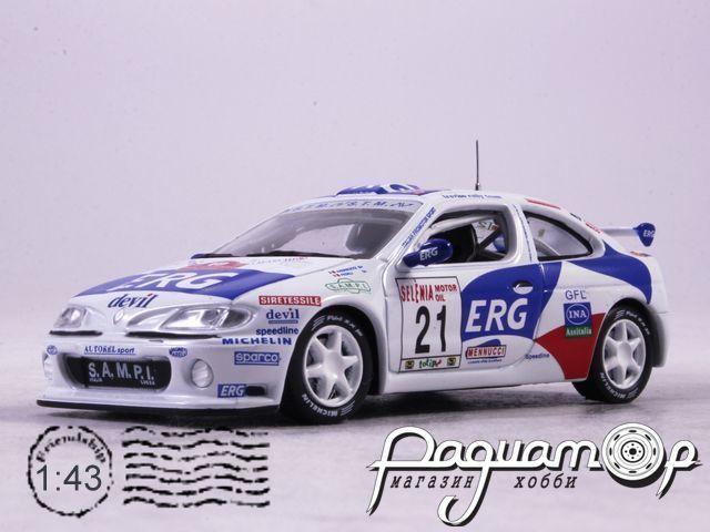 Renault Megane Maxi P.Andreucci S.Fedeli Rally Sanremo (1997) AR51