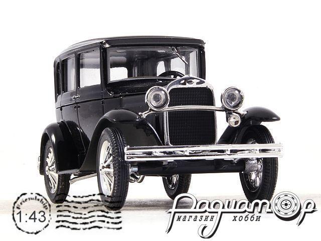ГАЗ-6 (1934) H156-D