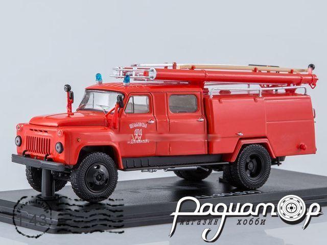 АЦ-30 (53А)-106А, ДПД им. Дзержинского (1961) SSM1263 (KO)