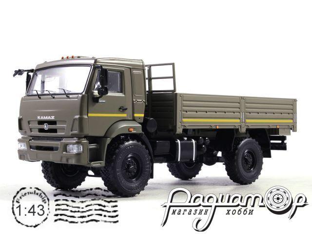 КАМАЗ-43502 Мустанг (2013) SSM1243