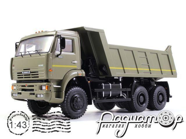 КАМАЗ-6522 самосвал (2008) SSM1253