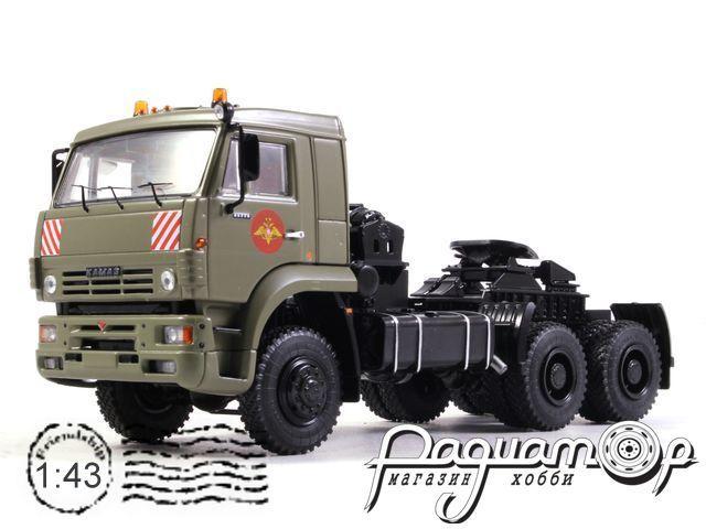 КАМАЗ-65225 седельный тягач (2006) SSM1254