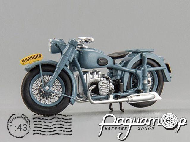 Мотоцикл ИМЗ М-72