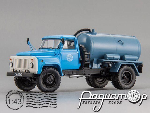 КО-503Б Ассенизаторная машина (1989) 105327