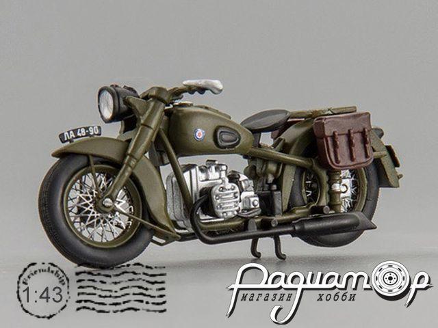 Мотоцикл ММЗ М-72 (1946) 307204