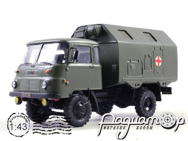 Robur LD 3001 LAK-1 (1985) 6-1-1-M