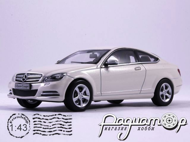 Mercedes-Benz C-Klasse Coupe C204 (2014) 66960081
