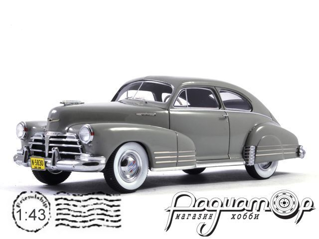 Chevrolet Fleetline Aerosedan (1948) 45830