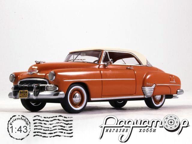 Chevrolet De Luxe Styleline Hardtop Coupe (1952) 44052