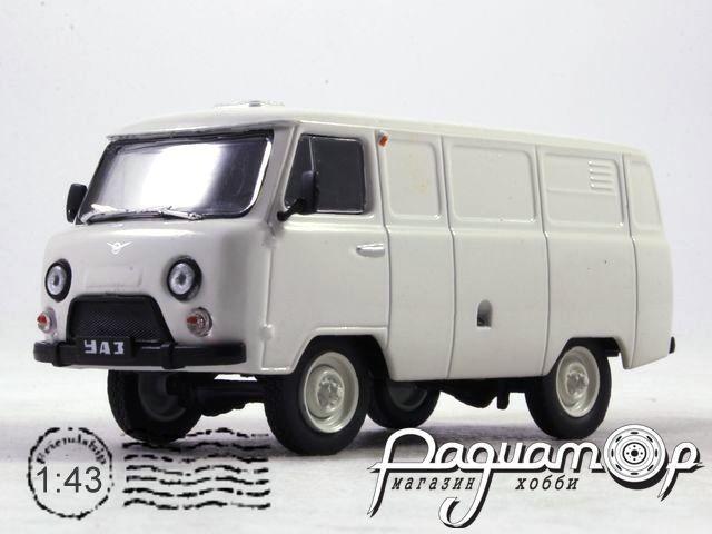 Автолегенды СССР и Соцстран №197, УАЗ-3741 (1985)