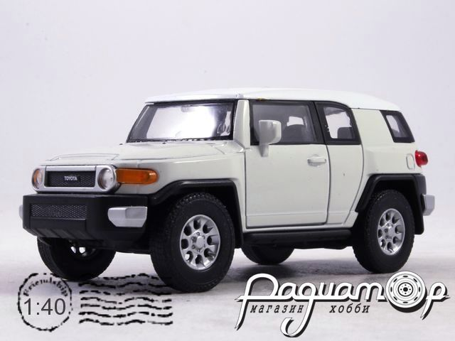 Toyota FJ Cruiser (2006) (L)