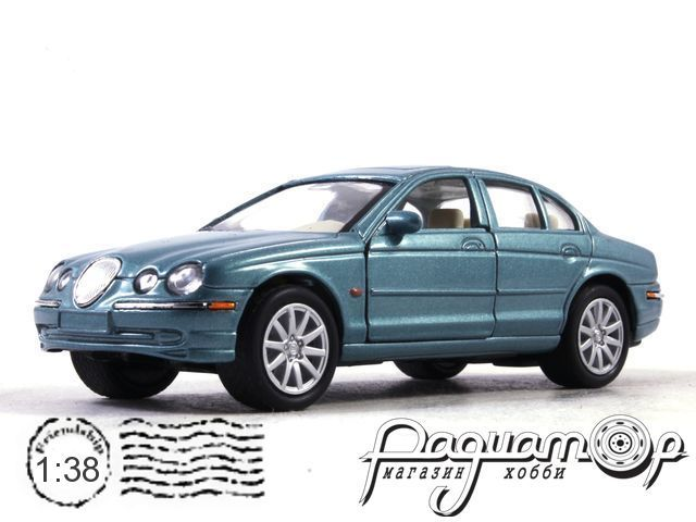 Jaguar S-Type (1999) 9738 (M)*