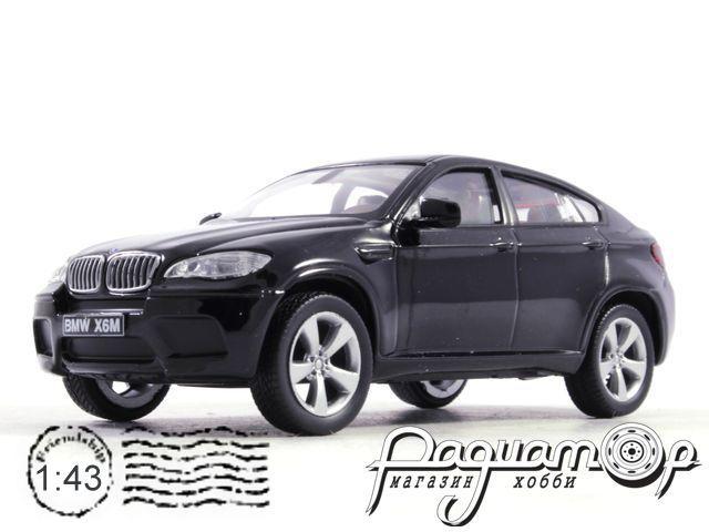 Суперкары №23, BMW X6M (2009) (I)