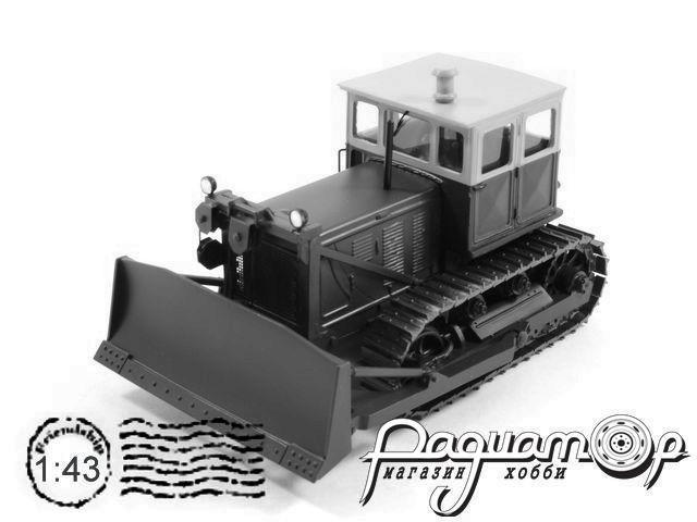 Сборная модель Тросовый бульдозер Д-271(С80) (1956) T006