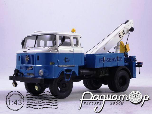 IFA W50 LA/AB эвакуатор (1971) 1-2-17-B