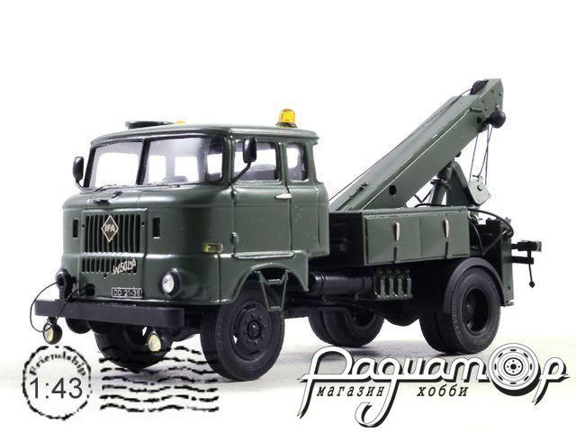 IFA W50 LA/AB NVA эвакуатор (1971) 1-2-17-M
