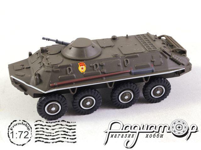 Русские танки №34, БТР-60ПБ парадный (1960)