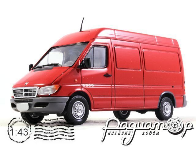 Dodge Sprinter Van (2004) 200108