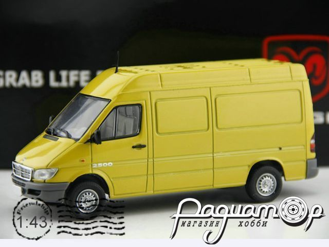 Dodge Sprinter Van (2004) 200108-Y