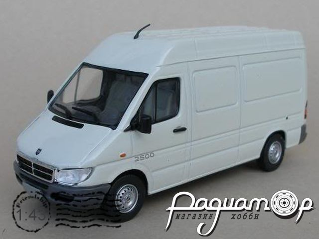 Dodge Sprinter Van (2004) 200108-W