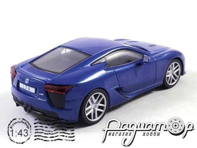 Суперкары №24, Lexus LF-A (2010)