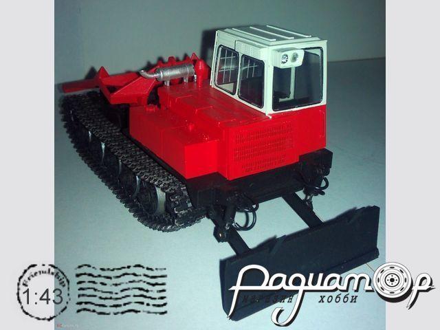 Треловочный трактор ТТ-4М (1990) RTM026