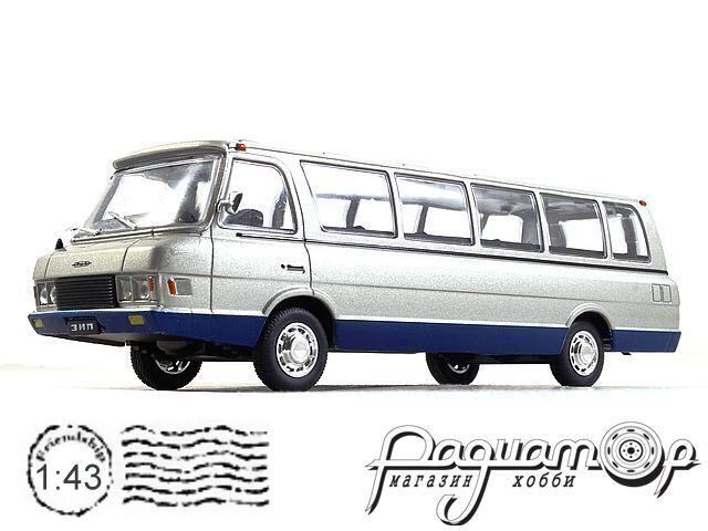 Автолегенды СССР №66, ЗИЛ-118К «Юность» (1970)