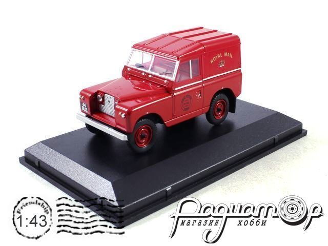 Land Rover Series II SWB Hard Top